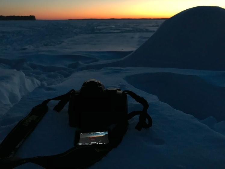 cam in snow:sunset.JPG